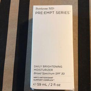 Perricone pre:empt series brightening moisturizer